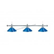 Lamp Blue Light, 3 Bells, blue